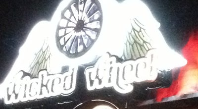 Photo of American Restaurant The Wicked Wheel at 10025 Hutchenson Blvd, Panama City Beach, FL 32407, United States