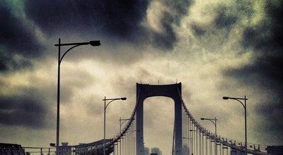 Photo of Bridge レインボーブリッジ (Rainbow Bridge) at 海岸3/台場1/有明1, 港区 / 江東区 108-0022, Japan