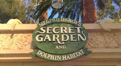 Photo of Aquarium Siegfried and Roy's Secret Garden and Dolphin Habitat at 3400 Las Vegas Blvd S, Las Vegas, NV 89109, United States