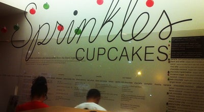 Photo of Cupcake Shop Sprinkles Cupcakes at 50 E Walton St, Chicago, IL 60611, United States