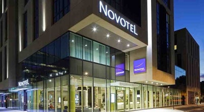 Photo of Hotel Novotel London Blackfriars at 46 Blackfriars Rd, Southwark SE1 8NZ, United Kingdom