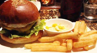 Photo of Burger Joint Burger dining+Bar enn at 吹田市広芝町7-25 564-0052, Japan