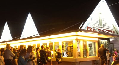 Photo of Ice Cream Shop Ted Drewes Frozen Custard at 6726 Chippewa St, Saint Louis, MO 63109, United States