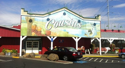 Photo of American Restaurant Cousins' Restaurant & Lounge at 2115 W 6th St., The Dalles, OR 97058, United States