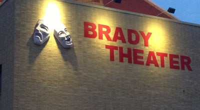 Photo of Concert Hall Brady Theater at 105 W Brady St, Tulsa, OK 74103, United States