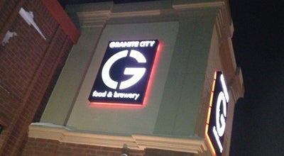 Photo of Brewery Granite City Food & Brewery at 4755 1st Ave Se, Cedar Rapids, IA 52402, United States