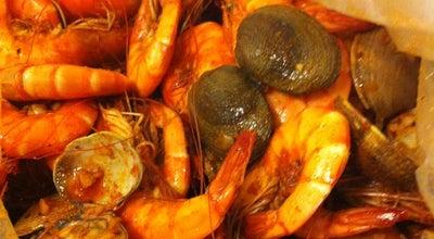 Photo of Cajun / Creole Restaurant The Kickin' Crab at 3611 S Bristol St, Santa Ana, CA 92704, United States