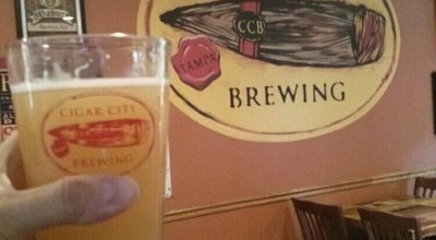 Photo of Brewery Cigar City Brewing at 3924 W Spruce St, Tampa, FL 33607, United States