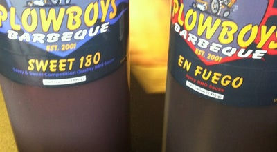 Photo of BBQ Joint Plowboys BBQ at 3111 Sw State Route 7, Blue Springs, MO 64014, United States