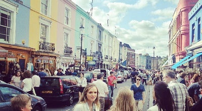 Photo of Flea Market Portobello Road Market at Portobello Rd, Notting HIll W11, United Kingdom