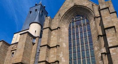 Photo of Church Église Saint-Germain at Contour Saint-germain, Rennes 35000, France