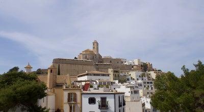 Photo of Scenic Lookout Bastió de Santa Llúcia at Carrer De La Carrossa, Eivissa 07800, Spain