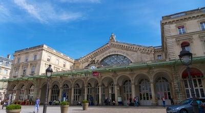 Photo of Train Station Gare SNCF de Paris Est at Place Du 11 Novembre 1918, Paris 75010, France