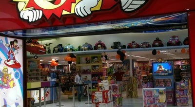 Photo of Toy / Game Store Ri Happy at Vale Sul Shopping, São José dos Campos 12230-000, Brazil