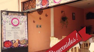 Photo of Mexican Restaurant La casa del menudo at León 519, Tepic 63000, Mexico