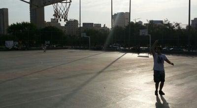 Photo of Basketball Court Marina Courts at Kuwait