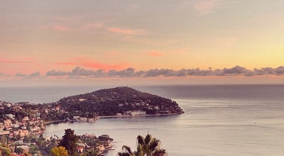 Photo of City Cap Ferrat at Nice, France