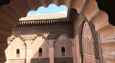 Photo of History Museum Madersa Ben Youssef at Marakech, Morocco