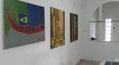 Photo of Art Gallery Galeria de Artes Vitória Barros at Brazil