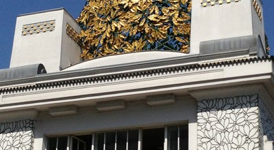 Photo of Art Gallery Secession at Friedrichstr. 12, Wien 1010, Austria