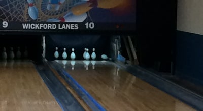 Photo of Bowling Alley Wickford Lanes at 7565 Post Rd, North Kingstown, RI 02852, United States