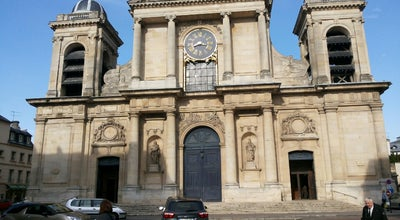 Photo of Church Église Notre-Dame at 35 Rue De La Paroisse, Versailles 78000, France