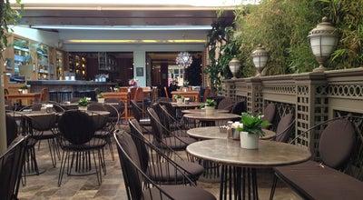 Photo of Cafe The House Café at Atiye Sokak No: 10-1 Nişantaşı, İstanbul, Turkey