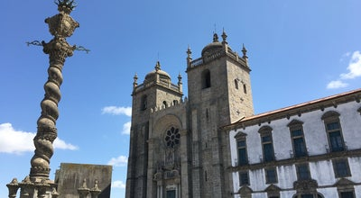Photo of Historic Site Porto Cathedral at Terreiro Da Sé, Porto 4050-573, Portugal