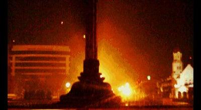 Photo of Monument / Landmark Tugu Muda at Persimpangan Jl. Pandanaran - Jl. Sugiopranoto, Semarang, Indonesia