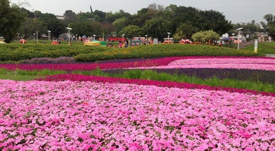 Photo of Park 台北花博公園 Taipei Expo Park at 玉門街1號, 臺北市 10452, Taiwan