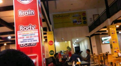Photo of Coffee Shop New Tower Coffee at Jl. T. Daud Beureueh (belakang Kfc), Banda Aceh, Indonesia