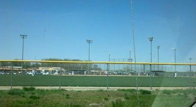 Photo of Baseball Field River City Baseball Complex at 1610 E South Omaha Bridge Rd, Council Bluffs, IA 51503, United States