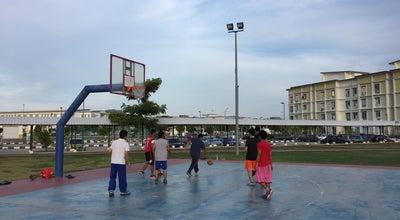 Photo of Basketball Court Basketball Court UMP Pekan at Universiti Malaysia Pahang, Pekan, Malaysia