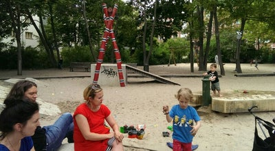 Photo of Playground Pinguin Spielplatz at Lasdehner Str., Berlin 10243, Germany