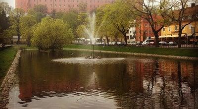 Photo of Park Stadsträdgården at Stadsträdgården, Uppsala 753 10, Sweden