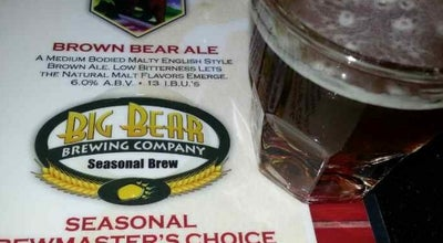 Photo of Brewery Big Bear Brewing Co. at 1800 N University Dr, Coral Springs, FL 33071, United States