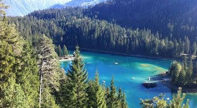 Photo of Lake Caumasee | Lag la Cauma at Flims, Switzerland