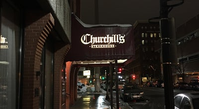 Photo of Steakhouse Churchill's Steakhouse at 165 S Post St, Spokane, WA 99201, United States