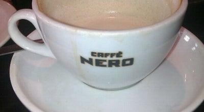 Photo of Coffee Shop Caffè Nero at 64-68 High St., Perth PH1 5TH, United Kingdom