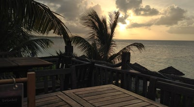 Photo of Caribbean Restaurant Somewhere Bar & Lounge at Grace Bay, Provo, Turks and Caicos Islands