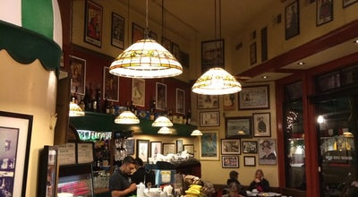 Photo of Cafe Caffe Puccini at 411 Columbus Ave, San Francisco, CA 94133, United States
