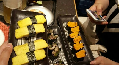 Photo of Sushi Restaurant 元気寿司 Genki Sushi at 福华三路269号星河国际coco Park商场b1楼, 深圳市, 广东, China