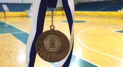 Photo of Basketball Court Κλειστό Στάδιο Μπάσκετ Στρεμπενιώτη at Greece