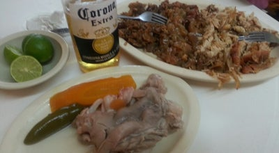 Photo of BBQ Joint Carnitas Marcelo's at Mexico