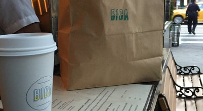 Photo of Breakfast Spot BICA at New York, NY, United States