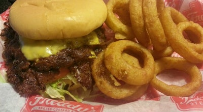 Photo of Burger Joint Freddy's Steakburgers & Frozen Custard at 3725 W Orange Grove Rd, Tucson, AZ 85741, United States