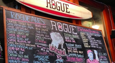Photo of Brewery Rogue Ales Public House & Distillery at 1339 Nw Flanders St, Portland, OR 97209, United States