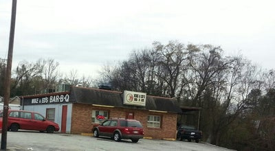 Photo of BBQ Joint Mike & Ed's Bar-B-Q at 2001 Crawford Rd, Phenix City, AL 36867, United States