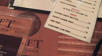 Photo of American Restaurant Craft Kitchen And Tap House at 44 Stauderman Ave, Lynbrook, NY 11563, United States
