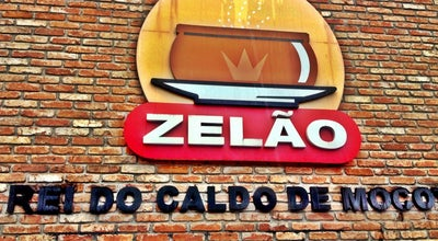 Photo of Brazilian Restaurant Cantina do Zelão at R. Jurubatuba, 926, São Bernardo do Campo 09725-200, Brazil